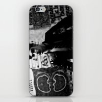 mulder iPhone & iPod Skins featuring Special Agent Fox Mulder by PowerShadowX