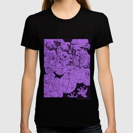 Bermuda (purple) T-shirt