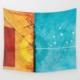 Headspace Wall Tapestry