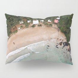 Tropical Summer Beach in The Philippines Pillow Sham