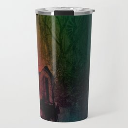 Under a Watchful Eye Travel Mug