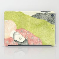 hollywood iPad Cases featuring Hollywood by Jules Magistry