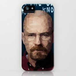 I'm the one how knocks iPhone Case