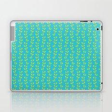 Tropical Vines Laptop & iPad Skin