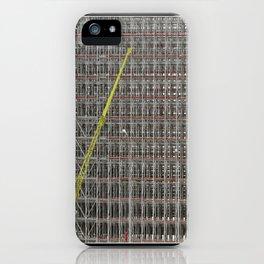 Under Construction iPhone Case