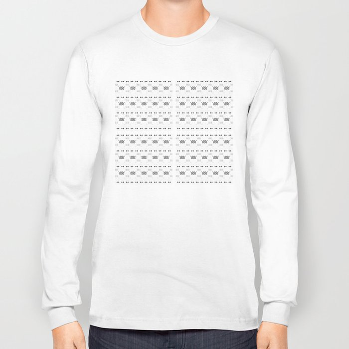 Pattern #9 Long Sleeve T-shirt