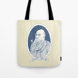 By Darwin's Beard Tote Bag