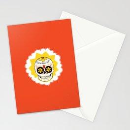 Lisa de los Muertos Stationery Cards