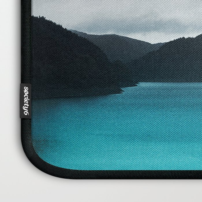 The Waters And The Wild Laptop Sleeve