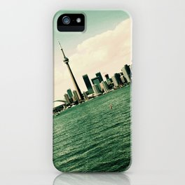 Tilted Toronto iPhone Case
