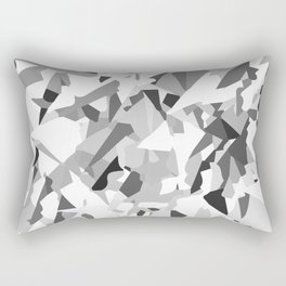 After Rain Rectangular Pillow