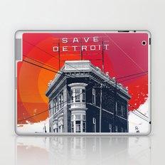 Save Detroit Laptop & iPad Skin