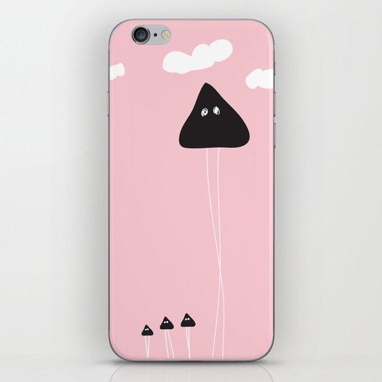 Sweet Invaders iPhone & iPod Skin