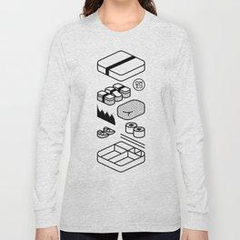 Bento Box Long Sleeve T-shirt