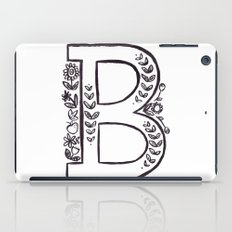 B is for iPad Case