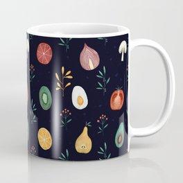 Vegetables pattern Coffee Mug