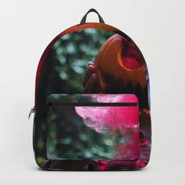 Holiday Hot Head :D Backpack