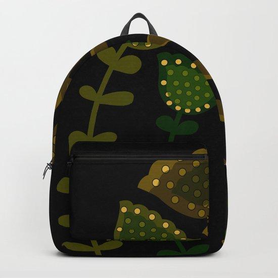 Flower D Backpack