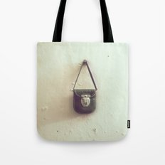 Keep a Secret Tote Bag