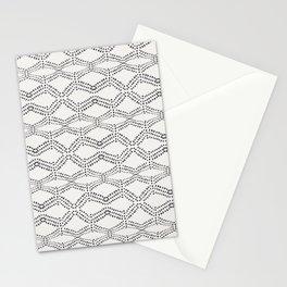 Cleo - boho diamond Stationery Cards