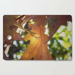 Droplet Cutting Board