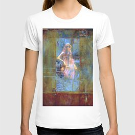 Cello Narration T-shirt