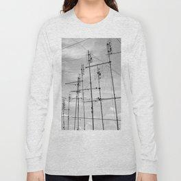 Le antenne di Roma Long Sleeve T-shirt