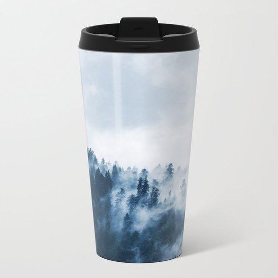 Breathe Me Metal Travel Mug