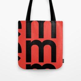 Lorem de Loop #041 Tote Bag