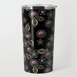 Beautiful brooches Travel Mug