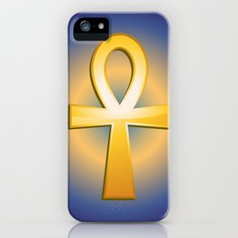 Anch-Symbol iPhone Case