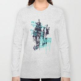 Spray Long Sleeve T-shirt