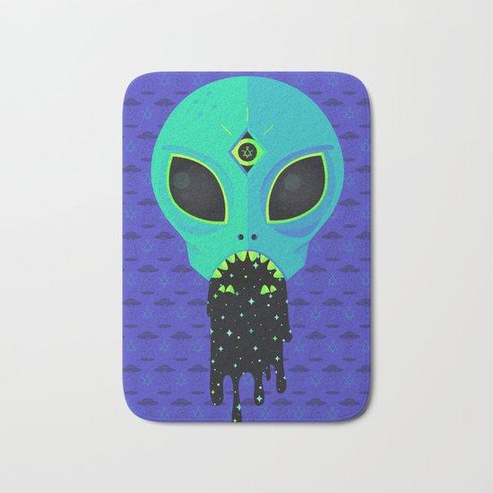 Alien Flu Bath Mat