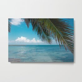 Palm Tree Life Metal Print