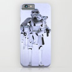 Trooper with Kids iPhone 6 Slim Case
