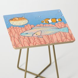 Fish Day Side Table