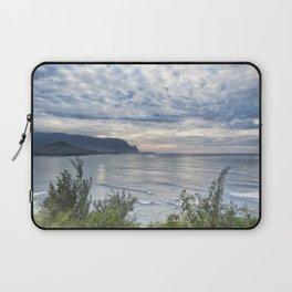 Hanalei Bay Sunset Laptop Sleeve