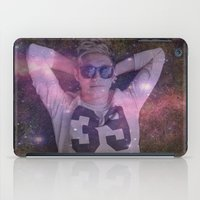 niall iPad Cases featuring Niall Galaxy by WanderlustHipster