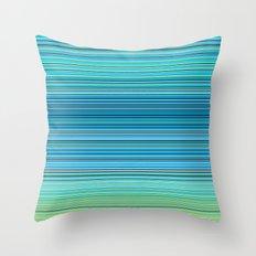 STRIPES21 Throw Pillow