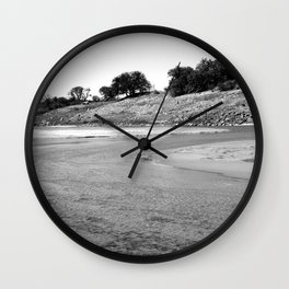 lake travis Wall Clock