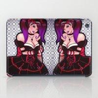 eugenia loli iPad Cases featuring Loli loli by clayscence