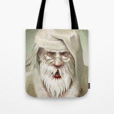 Santa's Secret Tote Bag