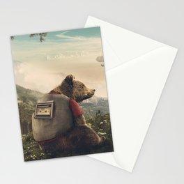 Wonderful World of Teddy Stationery Cards