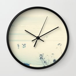 What If Nothing Wall Clock