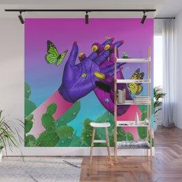 LADY BUG CLUB Wall Mural