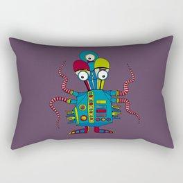 Robot № 035 Rectangular Pillow