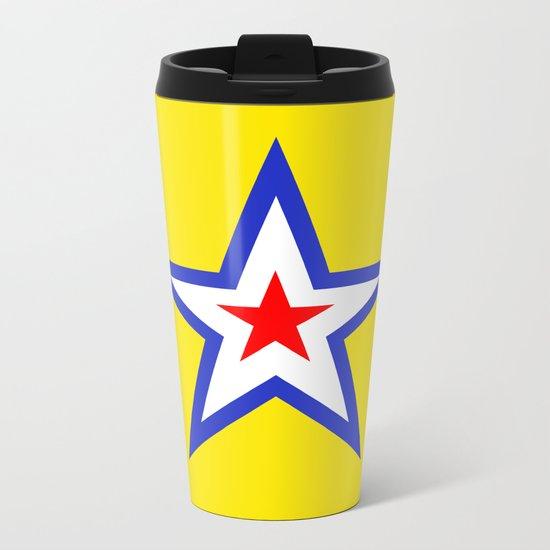 The Star Metal Travel Mug