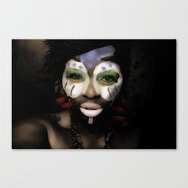 bleuGRN Canvas Print