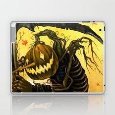 Autumn Harvester Laptop & iPad Skin