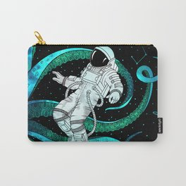 Alien Octopus Carry-All Pouch